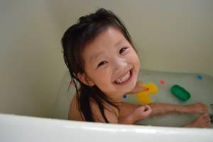 水浴びのおもちゃ