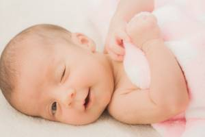赤ちゃんの体温維持