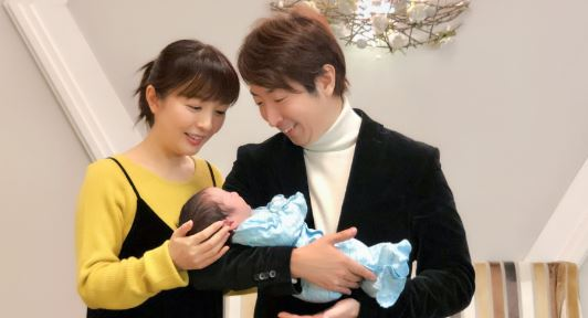 丸岡いずみアナと有村昆の代理母出産