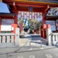 都内にある羽生結弦選手を応援出来る聖地。西の弓弦羽神社、東の○○。